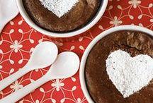 San Valentín / Imágenes inspiradoras con mensajes bonitos para San Valentín e ideas de repostería