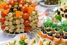 *PARTY FINGER FOOD & BUFFET IDEAS