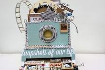 Scrapbooking and crafting / diy_crafts / by Cassandra Harmon
