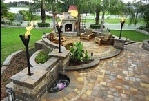 Backyard Design / Transform your outdoor living spaces with pavers from Tremron. For new projects or remodeling, nothing transforms an environment like the Tremron Group Hardscape Collection. Our hardscape products combine quality craftsmanship with exquisite design. Your commercial or residential project will emerge with beauty, durability and style.