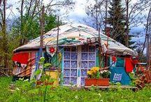 Habitat : simplicité et nomadisme