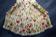 Art textile / Le fil dans tous ses états