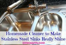 Houshold tips / Natural hints and tips for cleaning, saving money and eliminating chemicals in our homes.