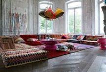 Bohemiana / To inspire adventure through home decor