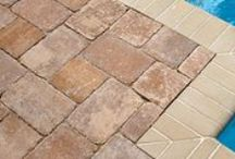 Antique Paver Collection / Transform your outdoor living spaces with pavers from Tremron. For new projects or remodeling, nothing transforms an environment like the Tremron Group Hardscape Collection. Our hardscape products combine quality craftsmanship with exquisite design. Your commercial or residential project will emerge with beauty, durability and style.