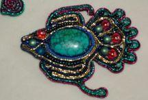 My Beaded Jewellery / Some of my Hand Made Beaded Jewellery
