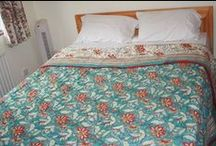 Double Kingsize Quilts / Luxurious king size quilt sets