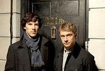 Sherlocked / Cumberbatched