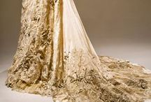 Wedding gowns 1811 - 1910 / by Elva Cawood