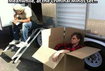 Criminal minds / by K H