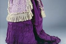 Victorian Purple Gowns 1837 - 1901 / by Elva Cawood