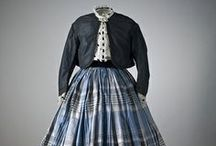 Victorian young woman's dress / by Elva Cawood
