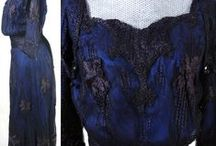 Edwardian Blue Gowns 1901 - 1910 / by Elva Cawood