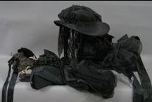 Victorian Mourning Attire 1837 - 1901 / by Elva Cawood