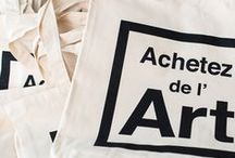 e-shop / Achetez de l'Art, also in real life :-)