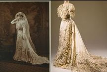 Victorian Wedding Attire 1837 - 1901 / by Elva Cawood