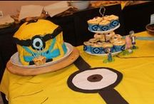 OUR 5th MINION BIRTHDAY PARTY
