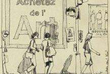 #achetezdelart vu par Jean-Marie Drouet / Le label Achetez de l'Art dans l'univers du peintre Jean-Marie Drouet !
