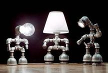 Lamps & Pipe
