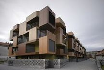 Architecture - Multi-residential / A selection of interesting multi-residential developments from around the world.