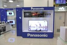 Panasonic / Dzines has been awarded the official contract for Panasonic's launch in South Africa! The launch took place at Emperors Palace, it was a great event showcasing the range of products to be distributed through South Africa. In addition we are installing display units in stores around the country.