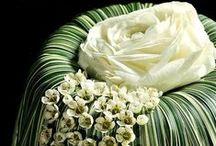 floral art / artistic flower displays