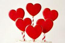 Saint Valentin / Valentine's Day / Idées en tout genre: gourmandes, DIY, printables...