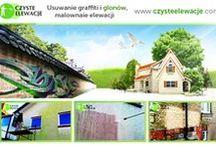 Usuwanie graffiti / Graffiti removal / Usuwanie graffiti, system antygraffiti, mycie ścian, usuwanie malowideł i zabrudzeń.