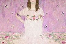 COLOR Pink Lavender / color lavendel lavender pastel pastels soft pink blush Gustav Klimt William Turner Jan Sluyters