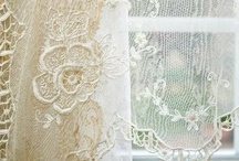 Linens, Lace & Ribbon / by Wilma Gardien-Hans
