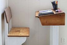 Inspirational Working Spaces / by La Maison Fine Home Furnishings Consignment