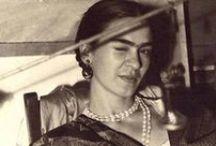 FRIDA KAHLO  - En construccion / Mi ofrenda a esta gran mujer y pintora (1907-1954) - En Construccion - Under Construction. www.creartespacio.com