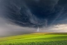 But Clouds Got in My Way / Amazing Cloud Formations / by Thom Patten