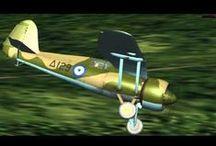 Samoloty i inne latadła (Aircrafts)