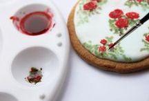 Tutorials cupcake, cookie & cakedecoration / by Wilma Gardien-Hans