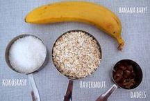Diet and Healthy Food / by Wilma Gardien-Hans
