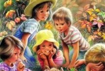 Barn / Children / Children -  Please pin politely: up to a total of 10 per day * Thank you  *** / by Inger Johanne