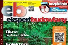 Ekspert Budowlany / Kwartalnik o budowie i remoncie domu dostępny na http://www.ekspertbudowlany.pl oraz na http://e-czytelnia.eu