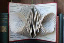 Book/Paper art / by Carla Van Galen
