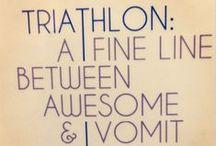 TRI Harder / Tips, motivation, funny stuff, all around the triathlon