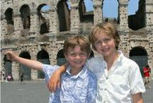 Italy With Kids / Plan an amazing family adventure to Italy with the help of family travel experts Travel With Kids: where to go, what to do, what to see on a family trip to Italy