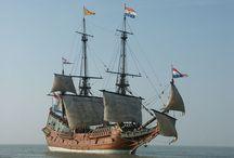 Sailing ships / by Carla Van Galen