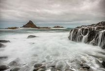 philnormanphoto - Water and Rock / The land and the sea, frozen or free...