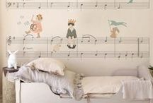 Kids bed and bath / by María T.