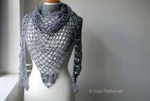 Häkeln - Tücher/Schals