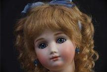 Антикварные куклы и реплики
