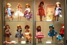 Хранение и размещение кукольной коллекции