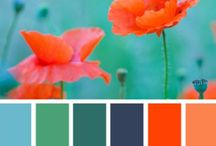 Color Chart 2 / by Wilma Gardien-Hans