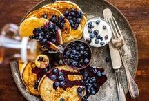 Pancakes + Crepes