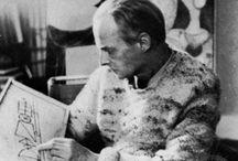 Paul Klee / by Carla Van Galen